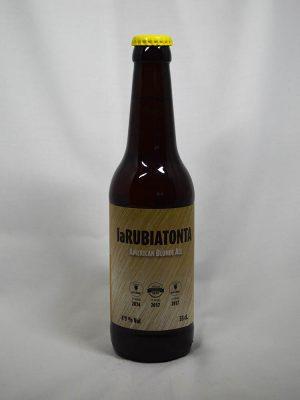 La Rubia Tonta – Cerveza Artesana