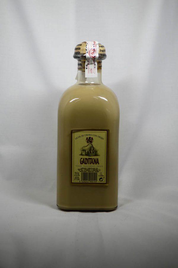 La Gaditana – Crema con Orujo