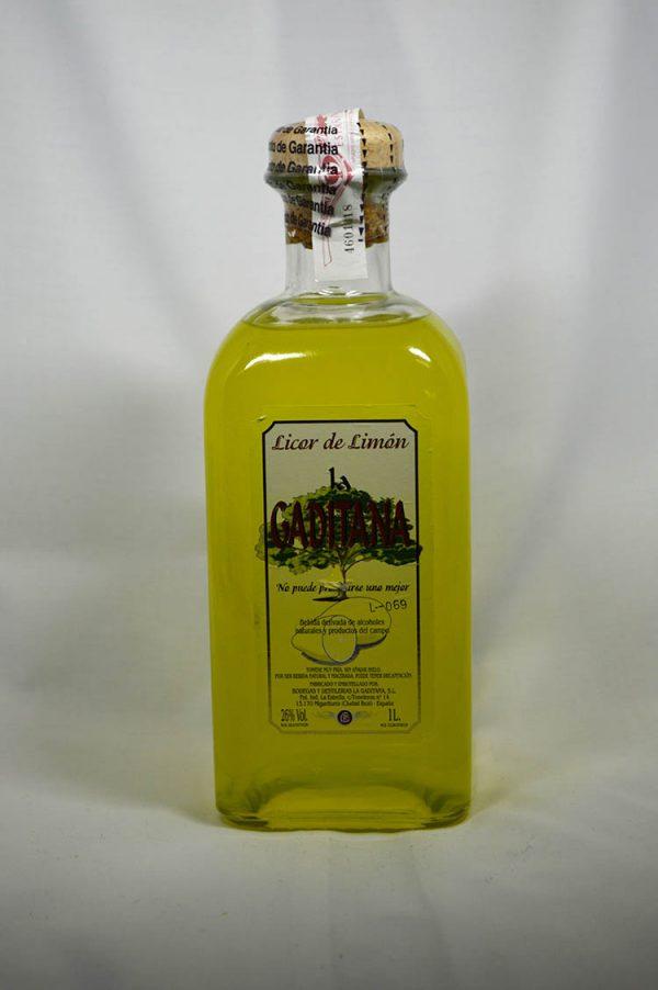 Limoncello La Gaditana – Licor de Limón