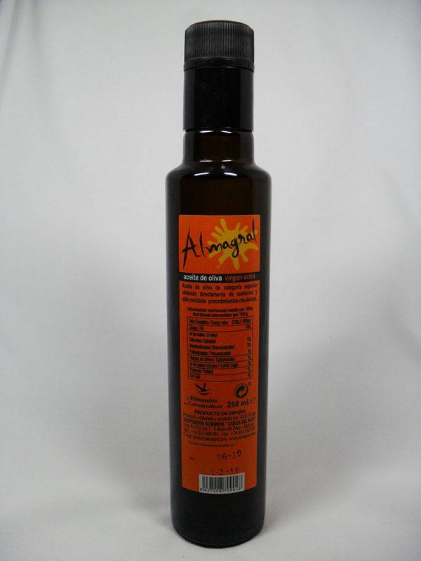 Aceite Almagral 250ml