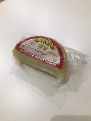 Medio queso semicurado